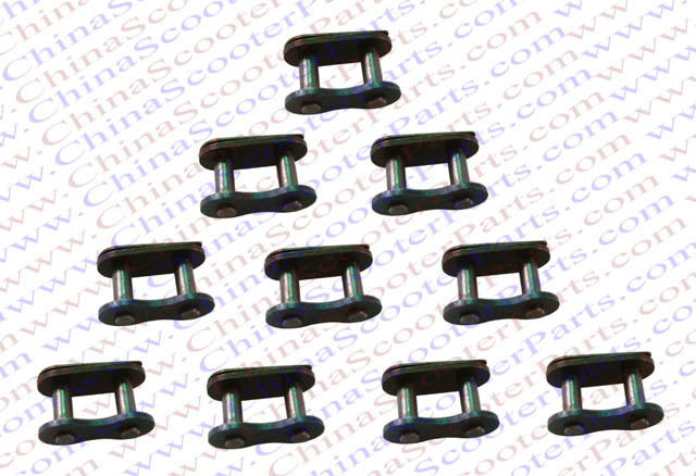 10PCS 428 Chain Master Link XR CRF 50CC 70CC 90CC 110CC 125CC Dirt Pit ATV Quad Go Kart(China (Mainland))