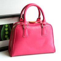Elegant 2013 knife cowhide leather handbag shoulder bag messenger bag women bag