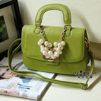 Bag small pearl handbag small bag messenger bag small sachet handbag