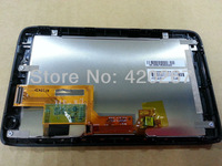 Free shipping100% original LMS500HF04 LMS500HF04-002 for TOM TOM  GO 1050 1005 GPS lcd screen with touc screen