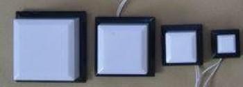 Square led point light source wall lights 50 50mm outdoor lighting 5cm dot matrix display