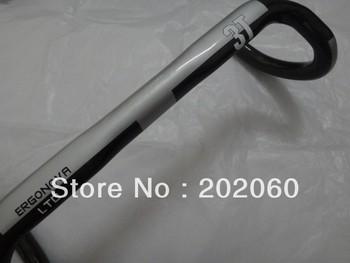 2013  NEWE Ergonova LTD 3T Handlebar Carbon Road 400mm/420mm/440mm Bike full carbon fiber drop bar, Free Shipping worldwide