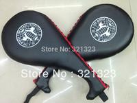 Free Shipping High quality PU + nylon rope Taekwondo Sanda foot target