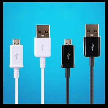 High quality full copper Micro USB Cable 2.0 Data charger for Samsung / HTC / LG / SONY / Nokia  50pcs/lot