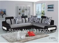 morden fabric L shape sofa, corner sofa , colorful sofa, factory wholesale, best quality,livingroom furniture 956A