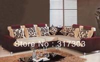 morden fabric L shape sofa, corner sofa , colorful sofa, factory wholesale, best quality,livingroom furniture2016A