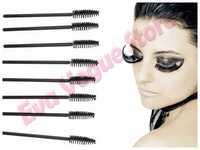 Eyelash Disposable Mascara Applicator Wand Brush Mascara Wand Brush Makeup100 Spoole