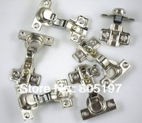 Free shipping Mini Cabinet hinge ,Cup Size 26mm, Full overlay/Half overlay/Insert  Thickness 1.0 Nickel Plated