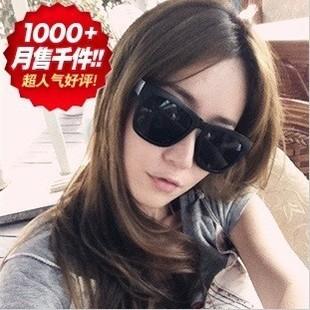 Fashion vintage star style sunglasses star style sunglasses male women's !
