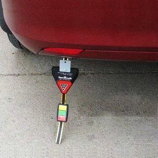 Static cartoon reflective chain electrostatic belt anti-static winter electrostatic auto supplies