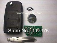 Chery V5  2 button folding remote key 315mhz