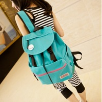 Women's handbag 2013 backpack casual backpack preppy style student school bag