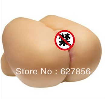 Free Shipping,Europe USA Sexy Model,Real 1:1 ratio,Men use 3D full Silicone Soft Ass,Sex dolls,Sex products for man