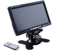 "2013 NEW 7"" LCD Color Monitor Video Screen FPV Device for Rc Airplane Multicopter Car"