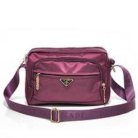High quality nylon skadi2013 multi-pocket small messenger bag female