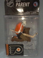 Mcfarlane nhl19 hockey puck bernie parent 1 jersey orange
