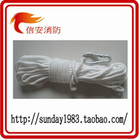 Outdoor life-saving rope escape rope emergency rope safety rope hiking rope 20 meters