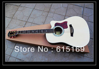 2013 New Arrival Spruce Beige Toylor 310 CE 6 Strings Electric Acoustic Guitar With Fisherman Pickups Free Shipping
