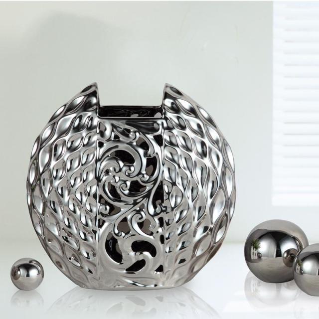 Online kopen wholesale moderne kunst vaas uit china moderne kunst vaas groothandel - Mode decoratie ...