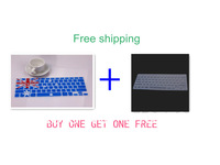 Australia FLAG +Clear soft Silicone Keyboard Cover Skin film protector sticker for all MacBook Pro air 13 15 17 free shipping
