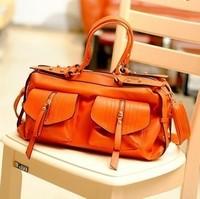 2013 women's handbag vv motorcycle bag handbag messenger bag vintage bags