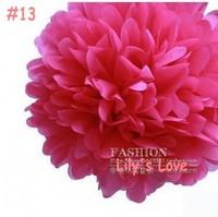 "80pcs 10cm/4"" Pom Poms Ball-Tissue Paper Pom Poms Flower Weddings, Woodland, Modern Vintage, Decorations #13"