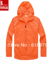 2013 designer women dry skin sportswear outdoor sun ultra-thin breathable UV   sweatshirt outerwear 1