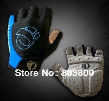 NEW!!! Lowest price! 10pair/lot Motor Cycling Bike Bicycle Half Finger Adult Gloves GEL Sillcone Mitts Size M-XL high quality