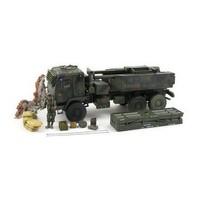 free shipping ! FOV 1:32 WWII U.S. M142 rocket launchers 6x6 truck  alloy car model 80007