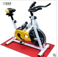 Silent indoor fitness bicycle commercial spinning exercise bike home fitness equipment  / Shpping fee adjustable