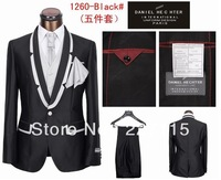 Free Shipping Men's Clothing Casual Western Style Suits & Business Blazer Brand Fashion Name 2013
