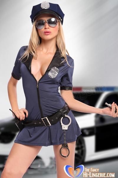Free Shipping 2013 Sexy New Plus Size Police Cop Uniform Fancy Dress Costume Cosplay Halloween Costumes wholesale HL1112(China (Mainland))