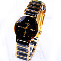 Quality women's exquisite commercial watches quartz clock 158967