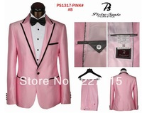 Promotional 2013 Drop Shipping Men's Clothing Leisure Western Style Designer Suits & Business Blazer Brand Popular Name Wear