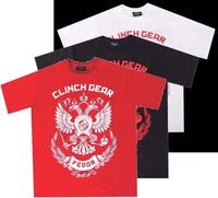 mma three color fedor men's  t-shirt short sleeve double head bird dropship free shipping