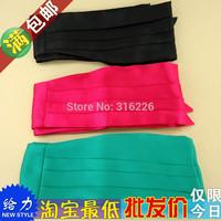 Fashion normic 2013 new arrival all-match silks and satins belt noble silk cummerbund wide belt