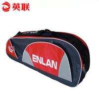 Professional badminton bag cdc 2268 - 1 4 blue red