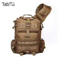 Tab outdoor shoulder bag tactical chest pack general single shoulder bag camera bag laptop bag