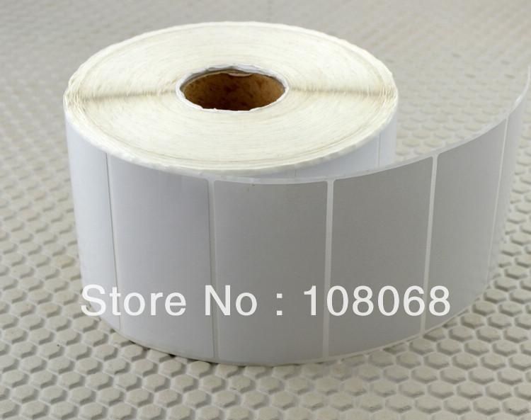 Blank Sticky Paper Blank Sticker Paper Roll