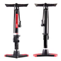 Free shipping Mountain bike household floor type high pressure bicycle gauge pump
