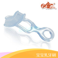 Rikang brush teeth hot-selling baby supplies baby brush teeth child toothbrush rk-3522