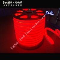 Led flexible neon light with lights home ktv decoration lamp 240 lamp 24v
