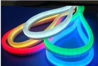 Led strip lights with flexible rainbow tube neon lamp lighting lamp signatureless