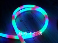 High brightness led flexible neon contour light style lamp
