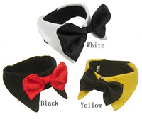 Pet supplies collar pet dog tie wedding accessories holiday decoration free shipping