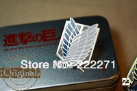 FREE SHIPPING Anime Hot Anime Attack on Titan Cosplay Scouting Legion Badge Accessories Costumes