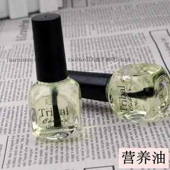 Bottle tribal nail polish oil care base oil - - nutrition oil 12ml