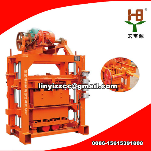 QTJ4-35B Concrete Block Forming Machine(China (Mainland))