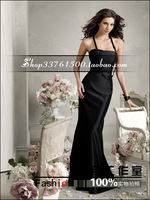 Evening dress 20834 bride tube top slim waist slim fish tail evening dress 2013