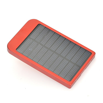 Productrion p-1100 charger , solar mobile power charge treasure